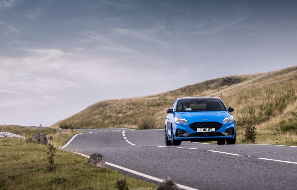Ford Focus ST Edition: suspensie nouă, jante mai ușoare și gardă la sol mai mică - Poza 13
