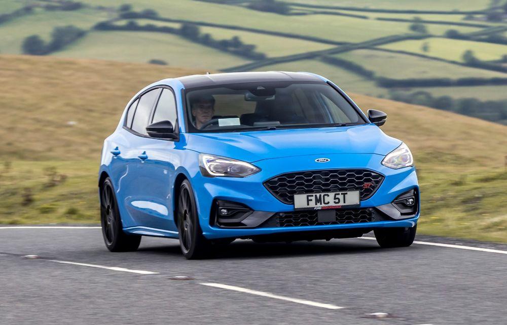 Ford Focus ST Edition: suspensie nouă, jante mai ușoare și gardă la sol mai mică - Poza 9
