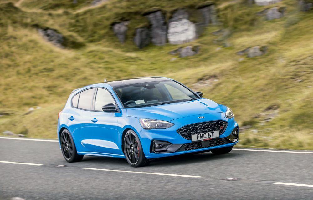 Ford Focus ST Edition: suspensie nouă, jante mai ușoare și gardă la sol mai mică - Poza 8
