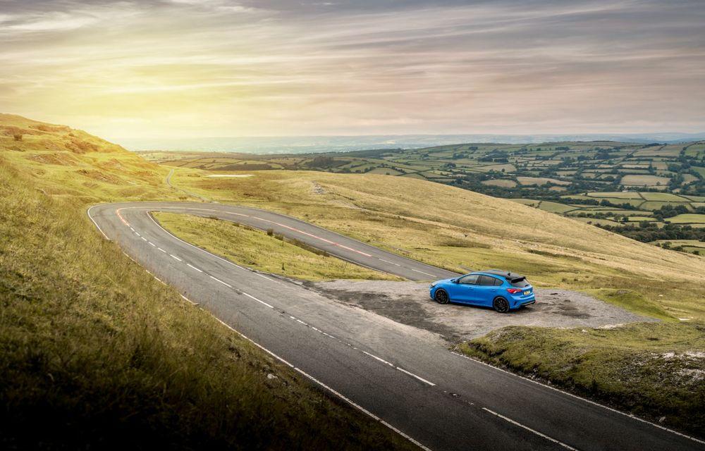 Ford Focus ST Edition: suspensie nouă, jante mai ușoare și gardă la sol mai mică - Poza 21
