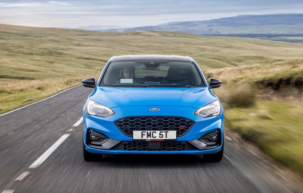 Ford Focus ST Edition: suspensie nouă, jante mai ușoare și gardă la sol mai mică - Poza 6