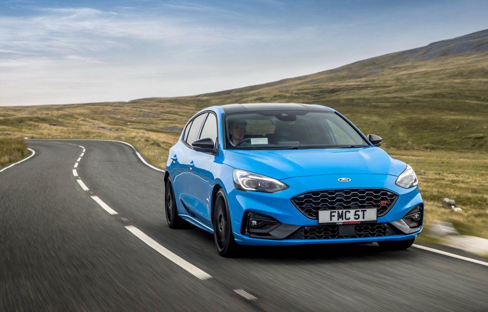 Ford Focus ST Edition: suspensie nouă, jante mai ușoare și gardă la sol mai mică - Poza 7