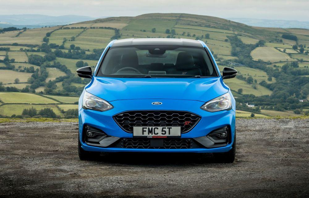 Ford Focus ST Edition: suspensie nouă, jante mai ușoare și gardă la sol mai mică - Poza 5