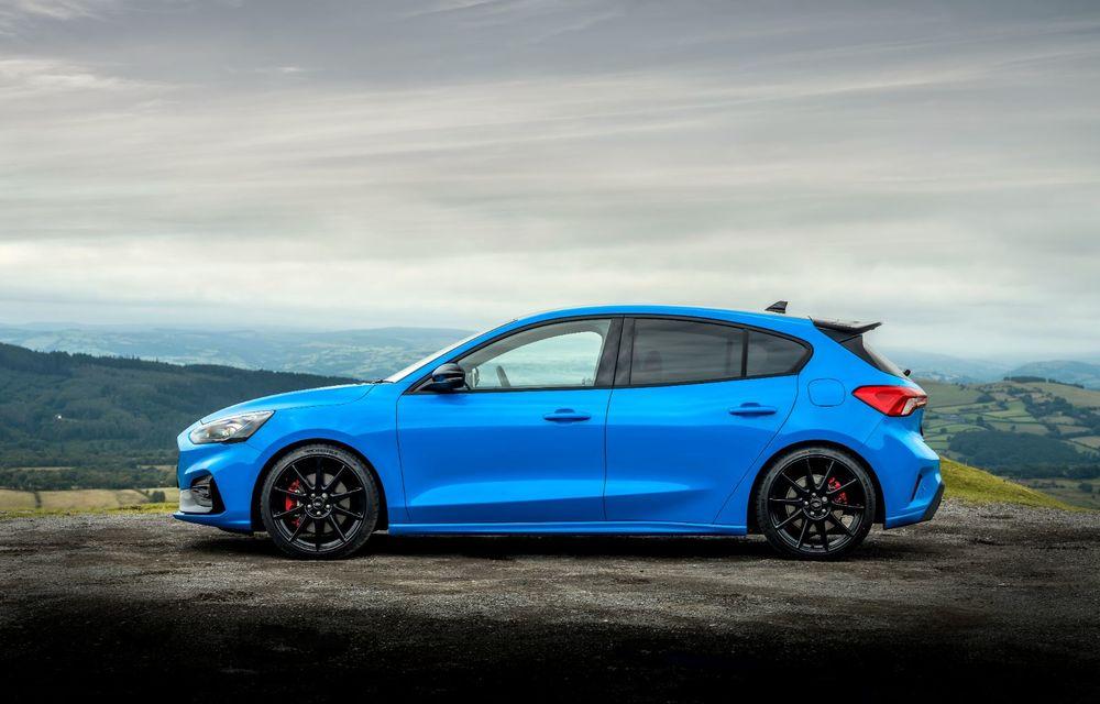 Ford Focus ST Edition: suspensie nouă, jante mai ușoare și gardă la sol mai mică - Poza 4