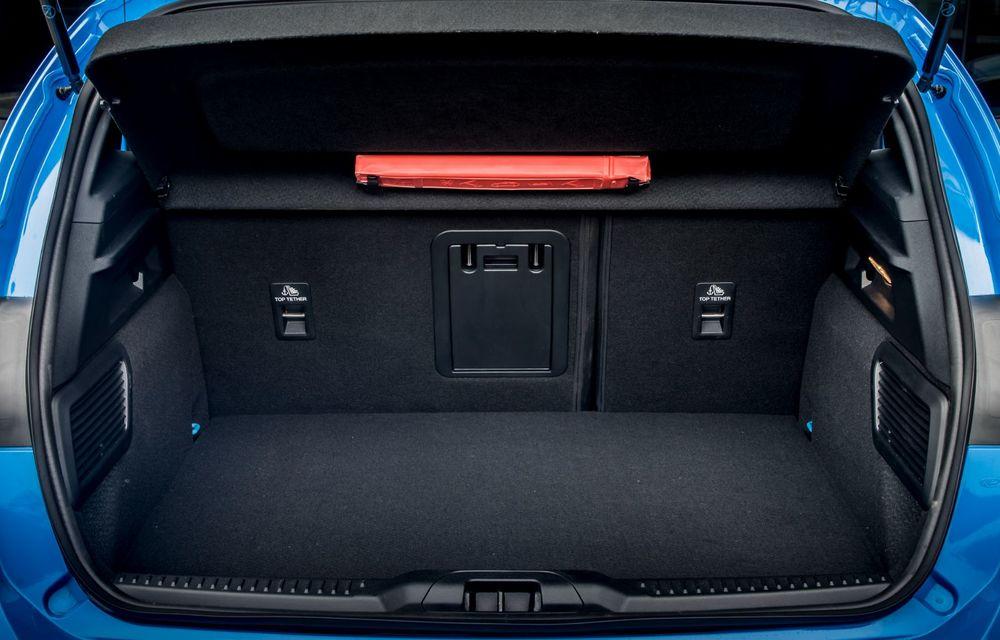 Ford Focus ST Edition: suspensie nouă, jante mai ușoare și gardă la sol mai mică - Poza 38