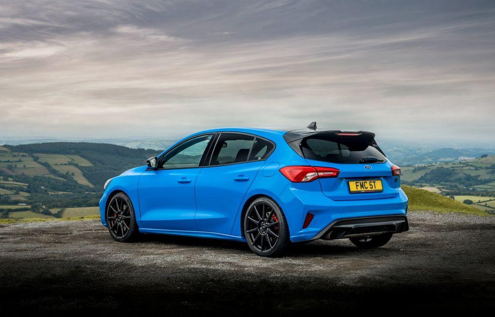 Ford Focus ST Edition: suspensie nouă, jante mai ușoare și gardă la sol mai mică - Poza 3