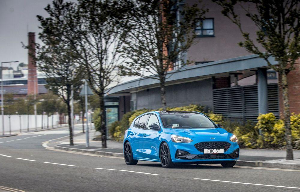 Ford Focus ST Edition: suspensie nouă, jante mai ușoare și gardă la sol mai mică - Poza 10