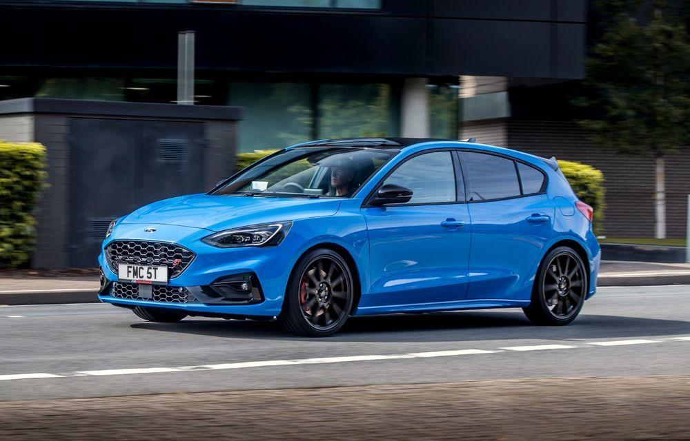 Ford Focus ST Edition: suspensie nouă, jante mai ușoare și gardă la sol mai mică - Poza 12