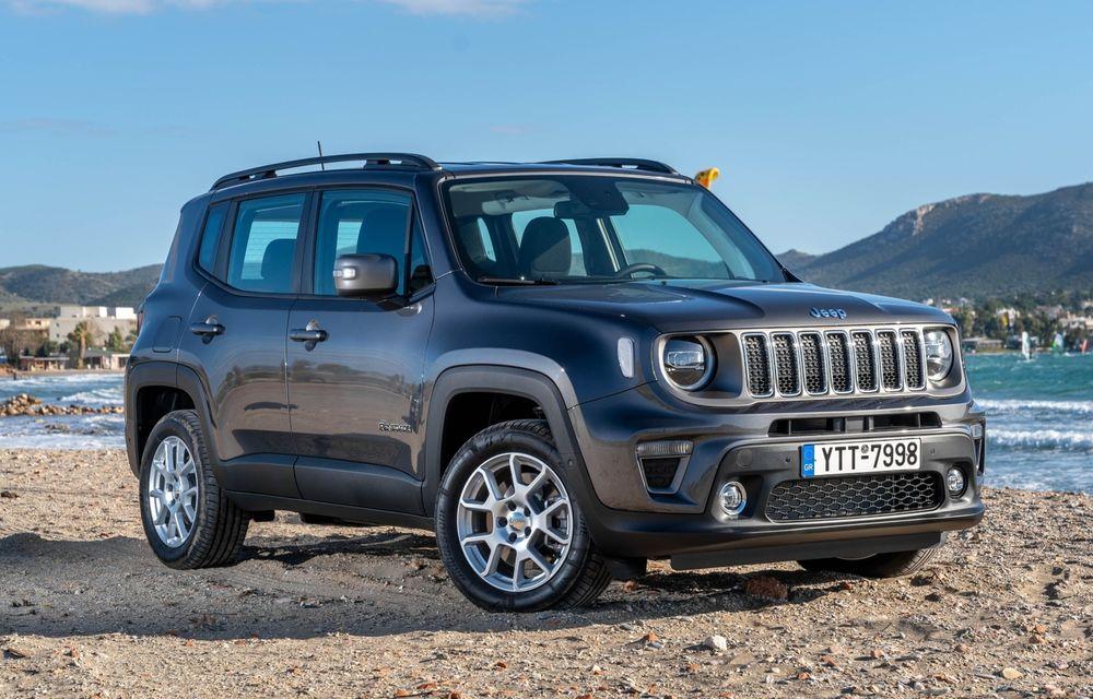 Prețuri Jeep Renegade 4xe în România: versiunea plug-in hybrid pornește de la 39.000 de euro - Poza 1