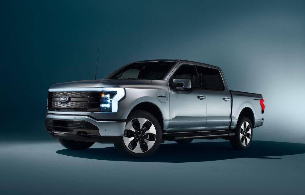Ford dublează producția lui F-150 Lighting, pe fondul cererii ridicate - Poza 1