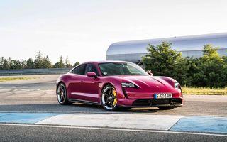 Porsche Taycan primește îmbunătățiri: autonomie mai mare și parcare autonomă