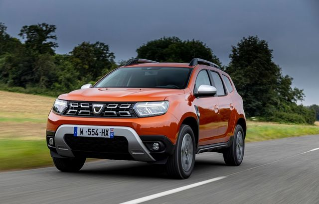 Test drive Dacia Duster facelift