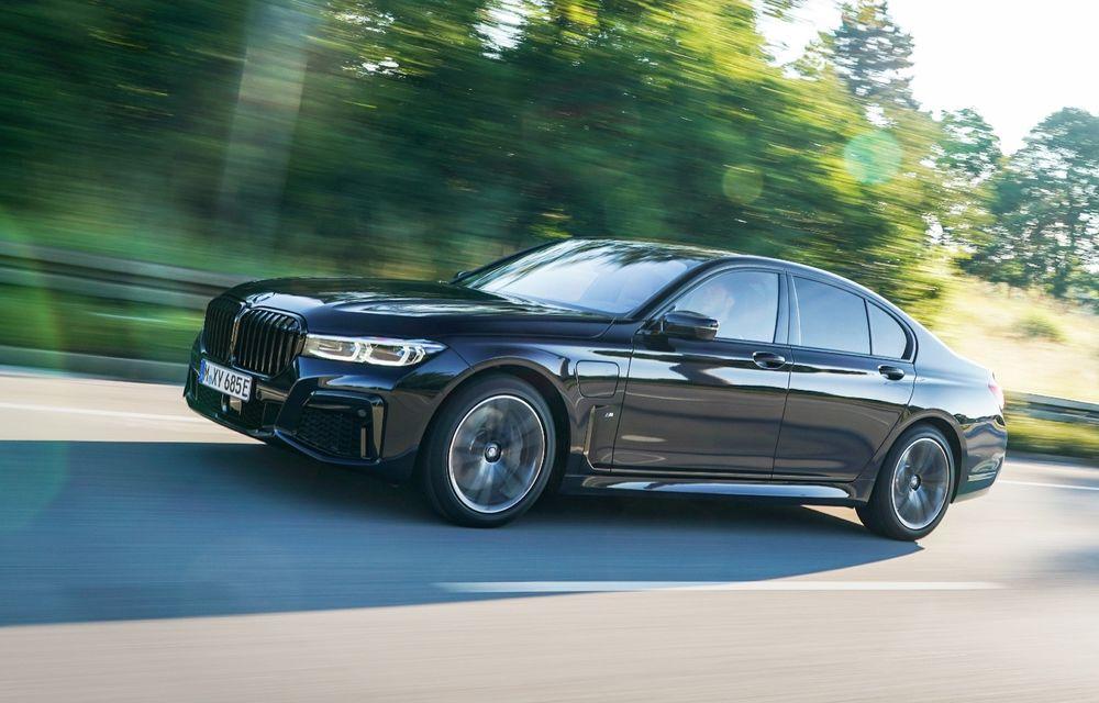 BMW Seria 7 și Seria 5 vor primi versiuni pur electrice până în 2023 - Poza 1
