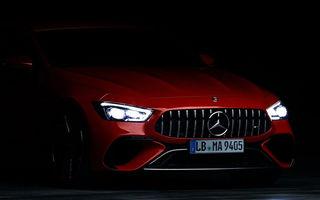 OFICIAL: Primul Mercedes-AMG Plug-in Hybrid debutează în 1 septembrie