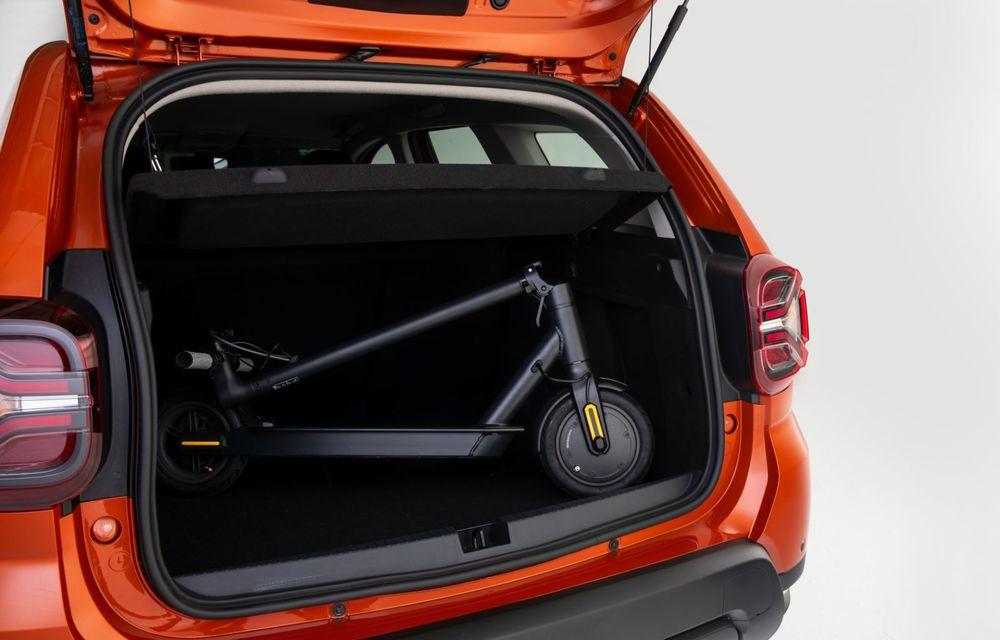 Dacia lansează Duster Urban: preț de 13.900 de euro, doar 1.000 de unități și trotinetă electrică cadou - Poza 9