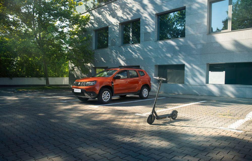 Dacia lansează Duster Urban: preț de 13.900 de euro, doar 1.000 de unități și trotinetă electrică cadou - Poza 11