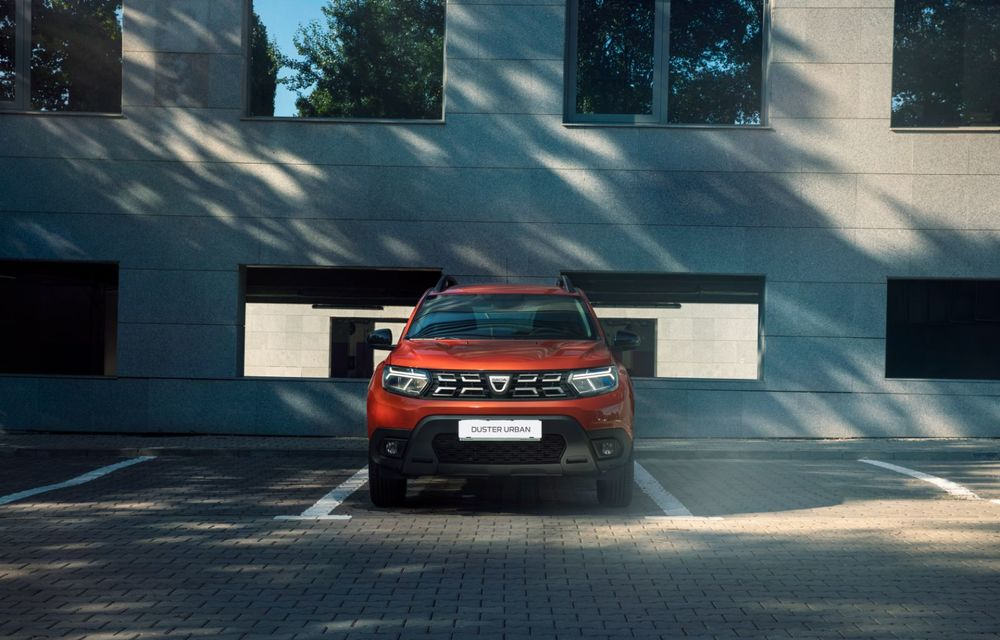 Dacia lansează Duster Urban: preț de 13.900 de euro, doar 1.000 de unități și trotinetă electrică cadou - Poza 12