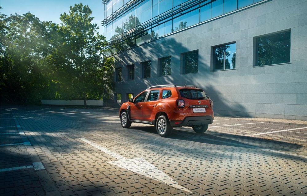 Dacia lansează Duster Urban: preț de 13.900 de euro, doar 1.000 de unități și trotinetă electrică cadou - Poza 13