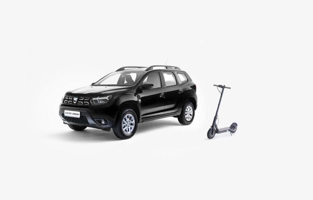 Dacia lansează Duster Urban: preț de 13.900 de euro, doar 1.000 de unități și trotinetă electrică cadou - Poza 4