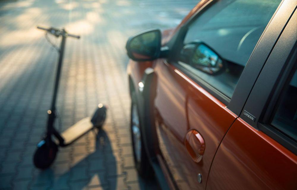 Dacia lansează Duster Urban: preț de 13.900 de euro, doar 1.000 de unități și trotinetă electrică cadou - Poza 15