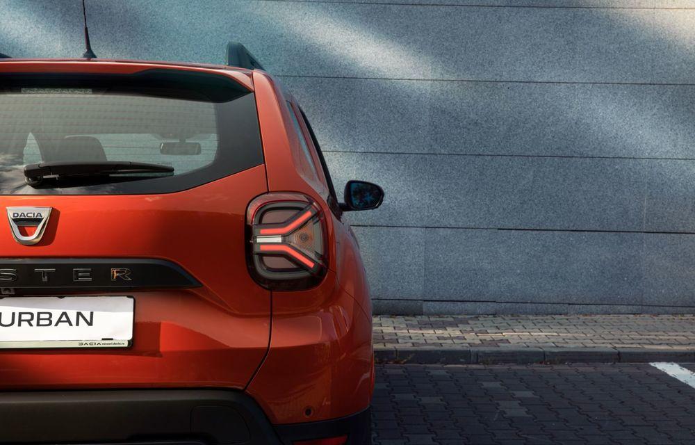 Dacia lansează Duster Urban: preț de 13.900 de euro, doar 1.000 de unități și trotinetă electrică cadou - Poza 16