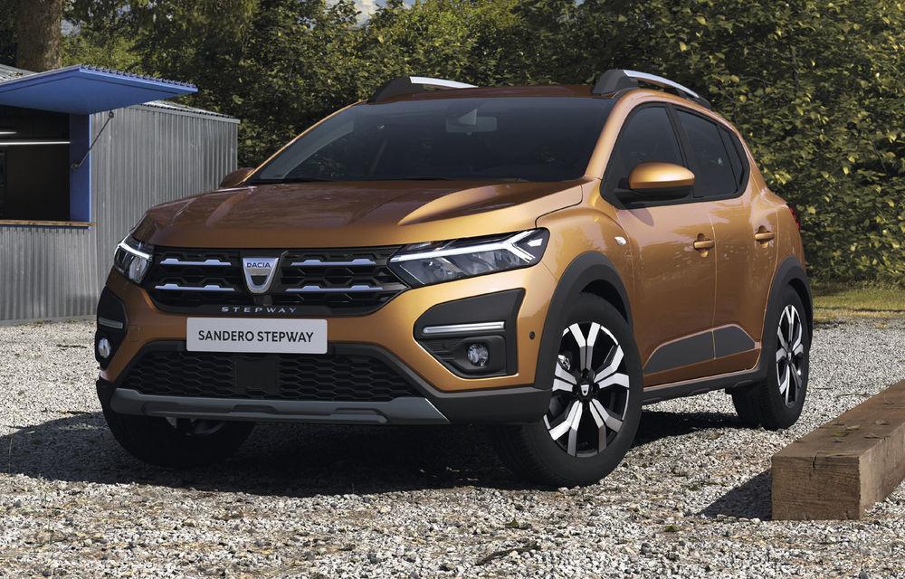 PREMIERĂ: Dacia Sandero a fost cea mai vândută mașină din Europa în luna iulie - Poza 1