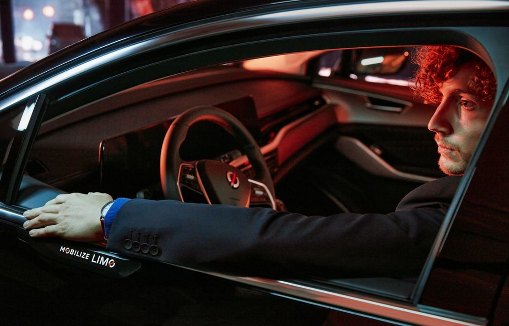 Renault prezintă primul model al brandului Mobilize: Limo este destinat serviciilor de ride-hailing și închirieri auto - Poza 7