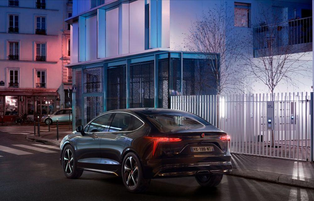 Renault prezintă primul model al brandului Mobilize: Limo este destinat serviciilor de ride-hailing și închirieri auto - Poza 10