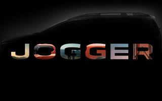 OFICIAL: Dacia Jogger este numele noului model cu 7 locuri al mărcii de la Mioveni