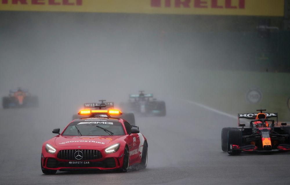 Marele Premiu de Formula 1 al Belgiei oprit din cauza ploii. Max Verstappen declarat câștigător - Poza 1