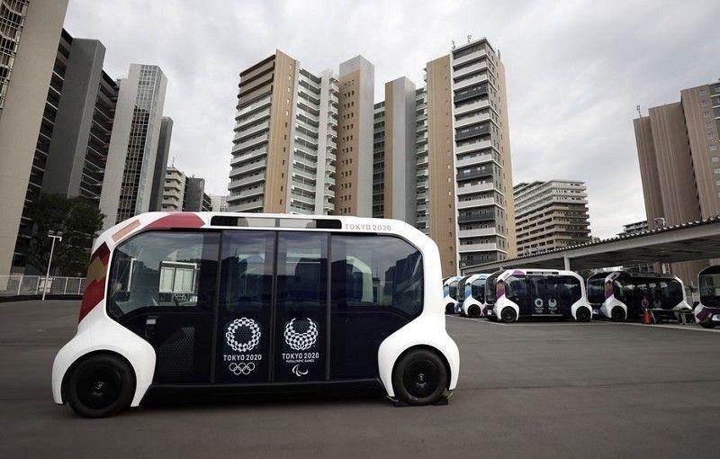 Toyota a oprit mașinile autonome în satul Jocurilor Paralimpice, după ce un vehicul a rănit un sportiv - Poza 1