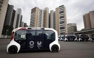 Toyota a oprit mașinile autonome în satul Jocurilor Paralimpice, după ce un vehicul a rănit un sportiv