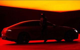 O nouă imagine teaser cu primul Mercedes-AMG Plug-in Hybrid. Va avea peste 800 CP