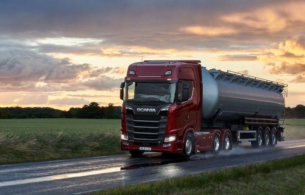 Scania oprește fabricile de camioane din Europa, din cauza crizei de cipuri - Poza 1
