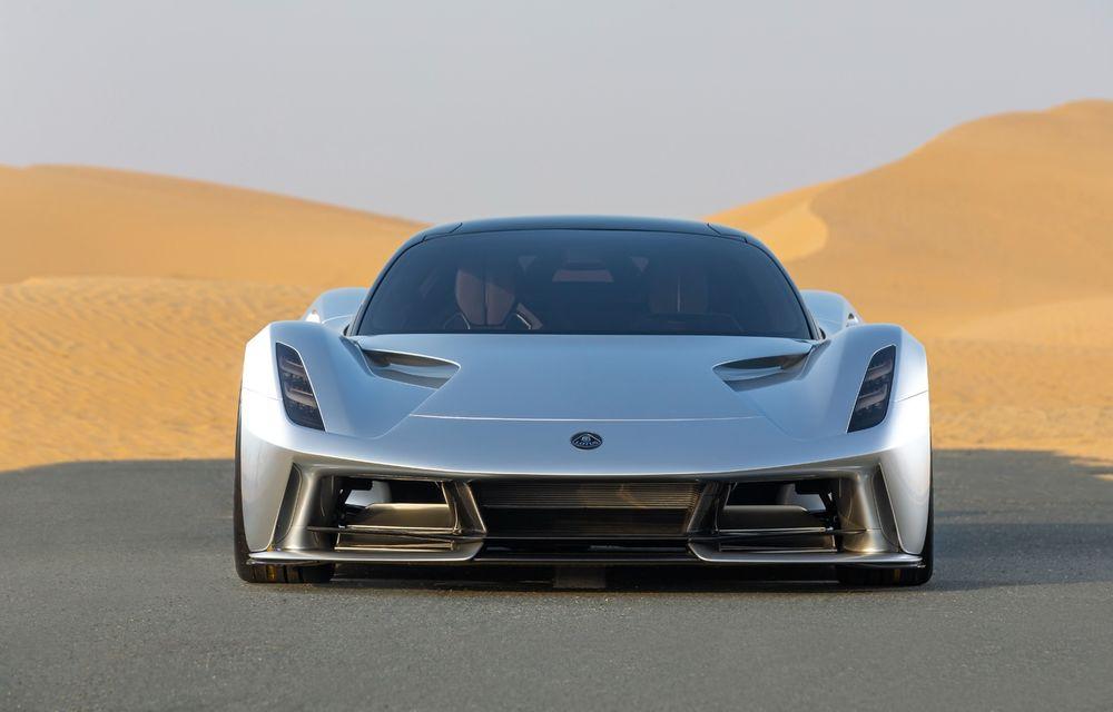 Lotus: 4 noi modele electrice până în 2026, inclusiv un SUV cu zero emisii care va debuta în 2022 - Poza 1