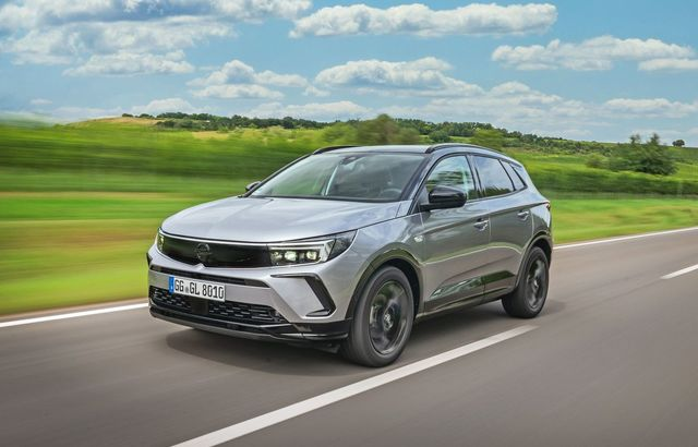 Test drive Opel Grandland facelift