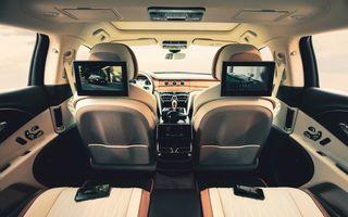 Bentley lansează un nou sistem multimedia, cu ecrane de 10.1 inch, pentru pasagerii din spate