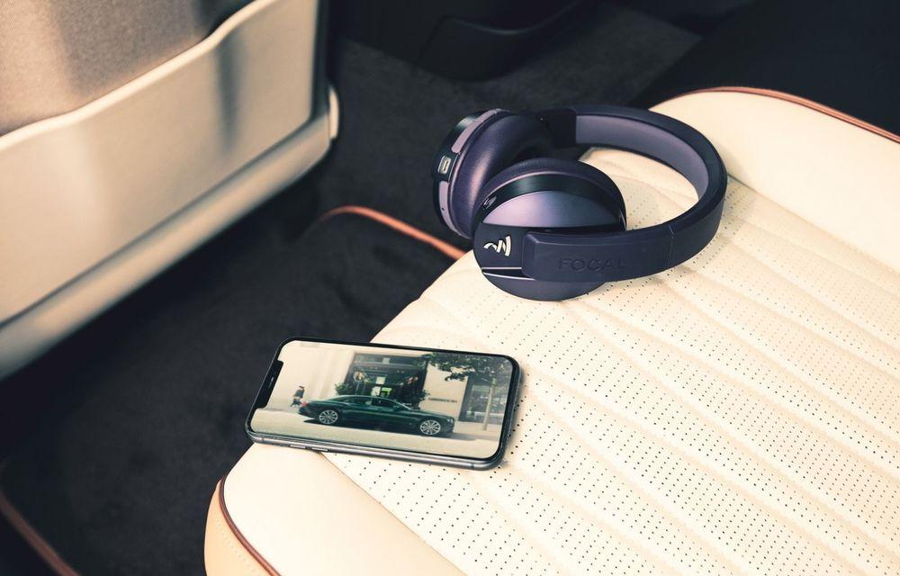 Bentley lansează un nou sistem multimedia, cu ecrane de 10.1 inch, pentru pasagerii din spate - Poza 6