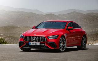 Noul Mercedes-AMG GT 63 S E-Performance: plug-in hybrid cu 843 CP și 12 km autonomie electrică