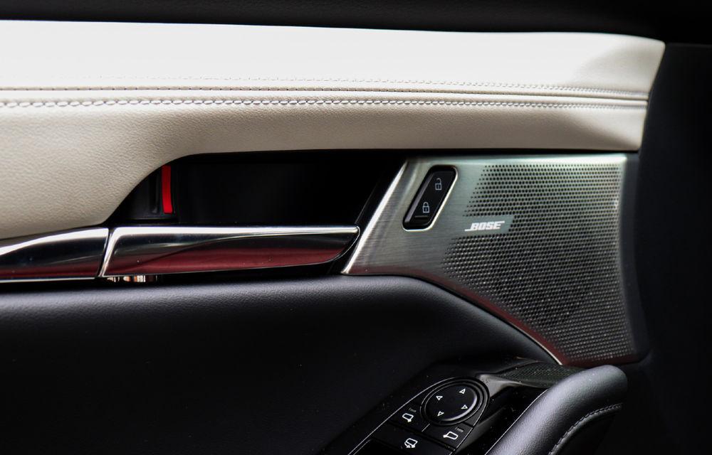 Mazda și Bose, un parteneriat care durează de 30 de ani - Poza 1