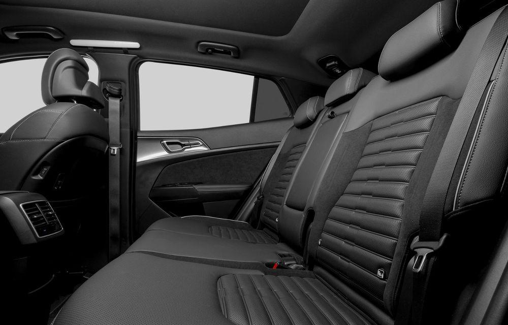 OFICIAL: Noul Kia Sportage pentru Europa debutează cu motorizări hibrid, PHEV și diesel - Poza 10