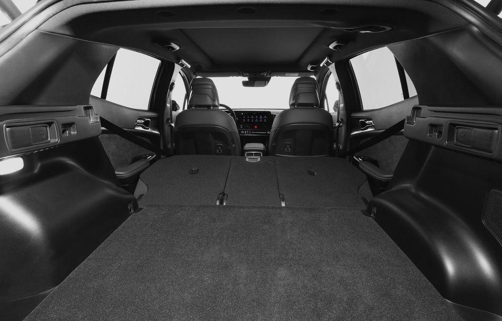 OFICIAL: Noul Kia Sportage pentru Europa debutează cu motorizări hibrid, PHEV și diesel - Poza 11