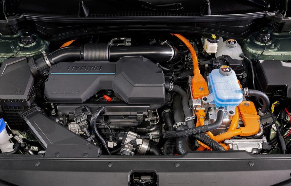 OFICIAL: Noul Kia Sportage pentru Europa debutează cu motorizări hibrid, PHEV și diesel - Poza 18