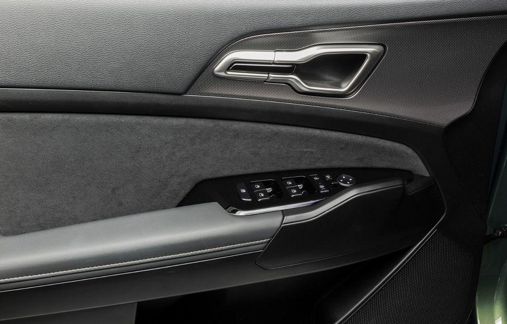 OFICIAL: Noul Kia Sportage pentru Europa debutează cu motorizări hibrid, PHEV și diesel - Poza 12