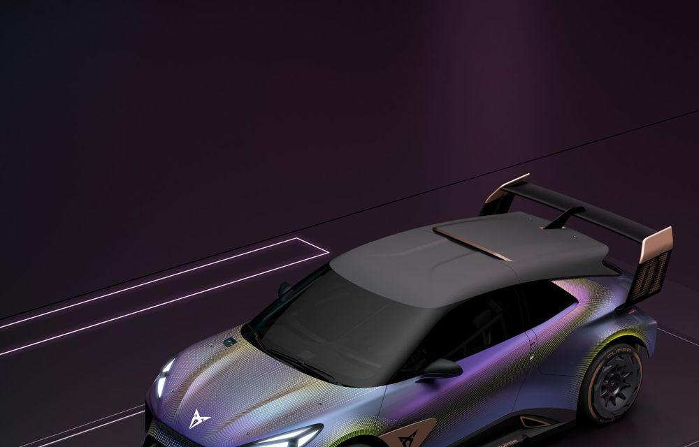 Cupra prezintă conceptul electric UrbanRebel: 0-100 km/h în 3.2 secunde - Poza 5