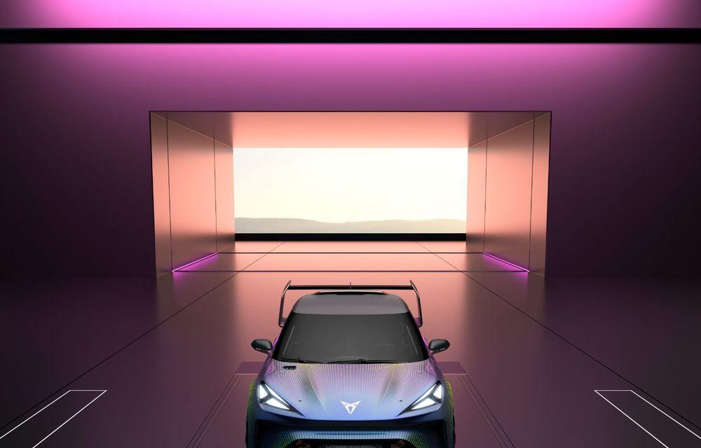 Cupra prezintă conceptul electric UrbanRebel: 0-100 km/h în 3.2 secunde - Poza 6