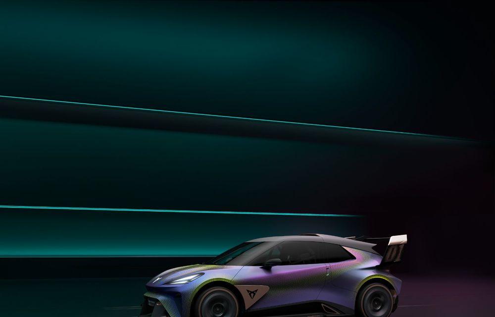 Cupra prezintă conceptul electric UrbanRebel: 0-100 km/h în 3.2 secunde - Poza 7