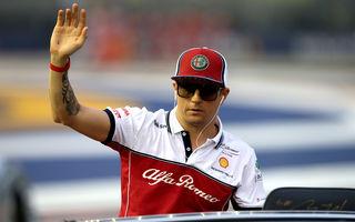 Kimi Raikkonen se retrage din Formula 1 la finalul acestui sezon