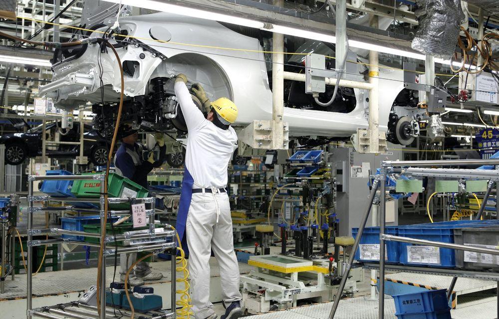 Subaru suspendă producția la toate uzinele din Japonia, din cauza crizei mondiale de cipuri - Poza 1