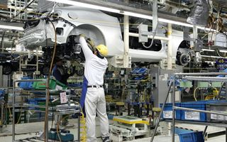 Subaru suspendă producția la toate uzinele din Japonia, din cauza crizei mondiale de cipuri